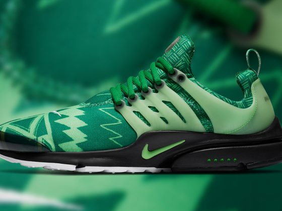 Nike Air Presto ''Naija'' - CJ1229-300