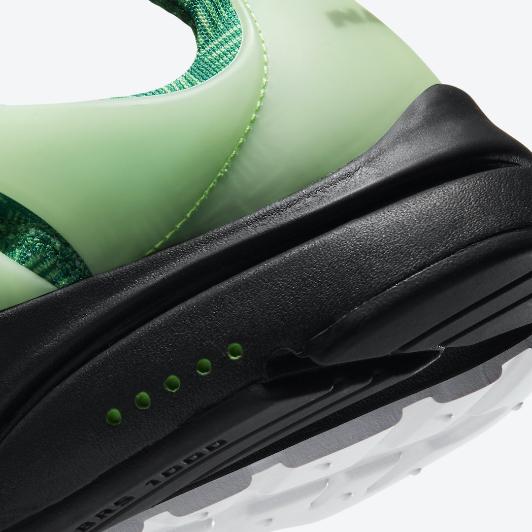 Nike Air Presto ''Naija'' - CJ1229-300