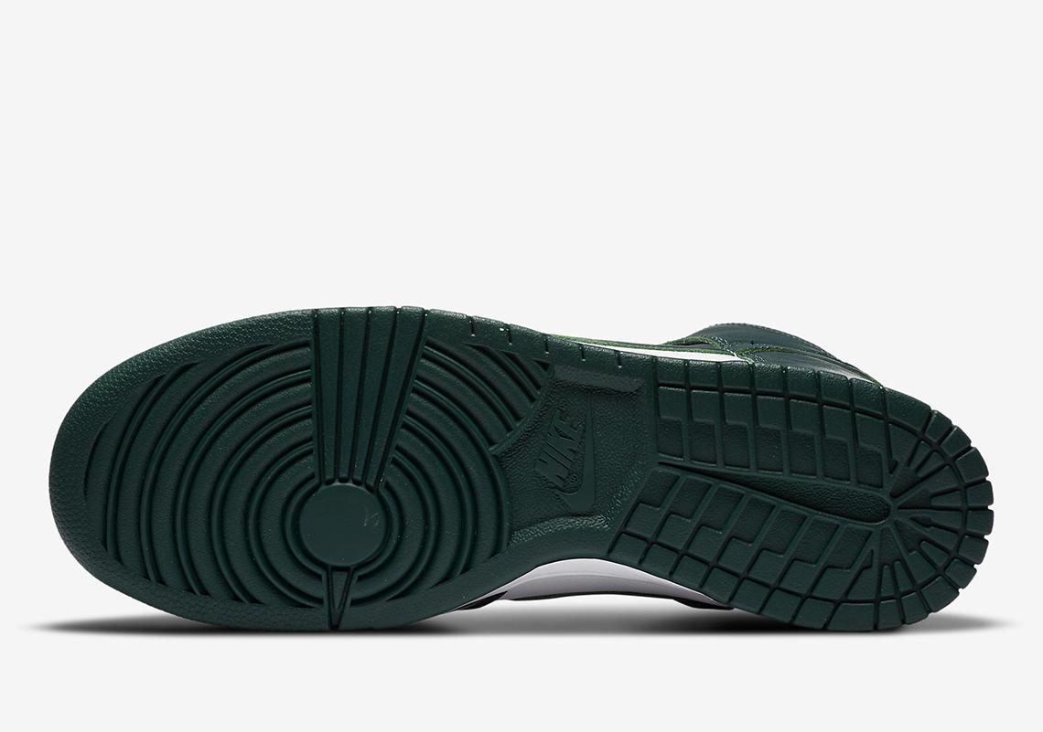 Nike Dunk High SP ''Spartan Green''/''Pro Green'' - CZ8149-100