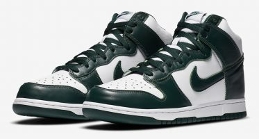 NikeDunk High SP ''Spartan Green''/''Pro Green''