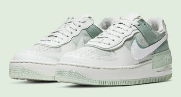 NikeAir Force 1 Shadow ''Pistachio Frost''