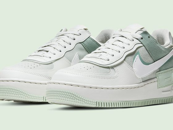 Nike WMNS Air Force 1 Shadow ''Pistachio Frost'' - CW2655-001