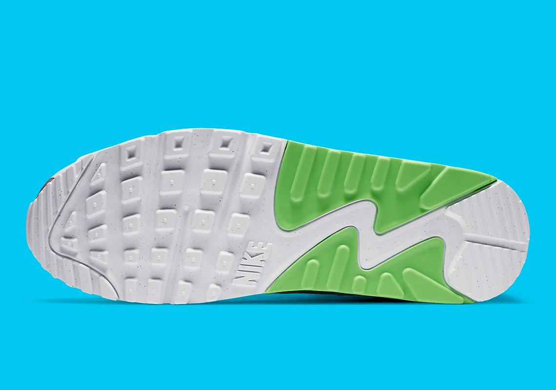 Ruohan Wang x Nike Air Max 90 Flyeather - CZ3992-900