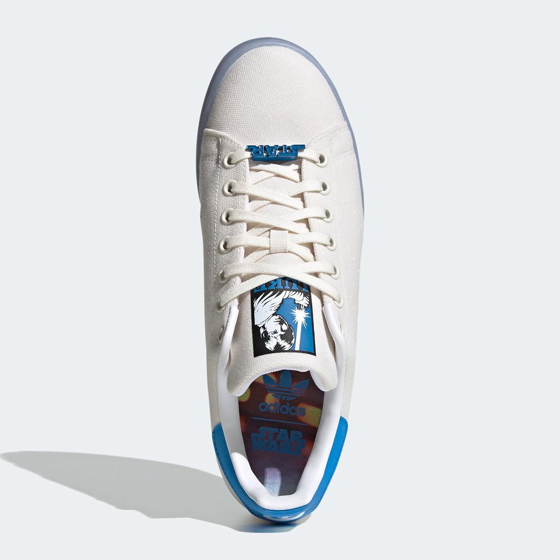 Star Wars x adidas Stan Smith ''Luke Skywalker'' - FX9306