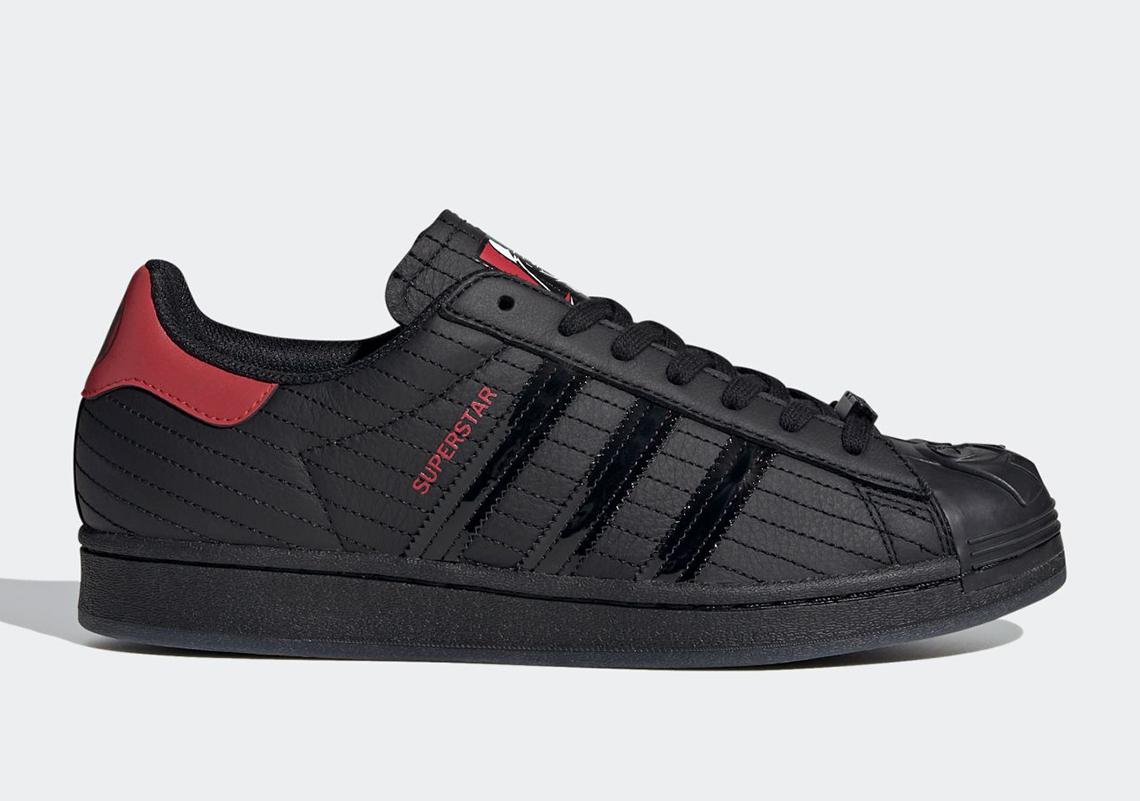 Star Wars x adidas Superstar ''Darth Vader'' - FX9302