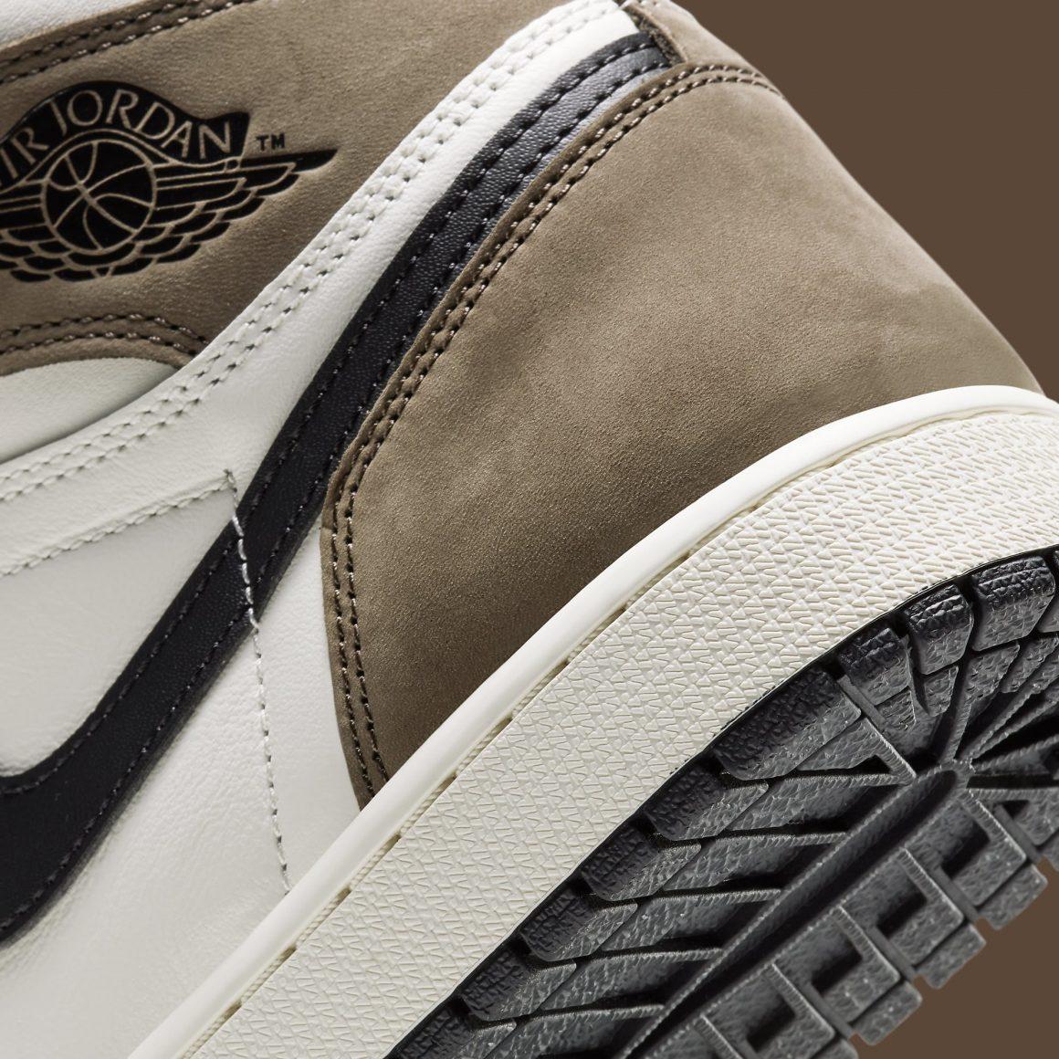 Air Jordan 1 Retro High OG ''Dark Mocha'' - 555088-105
