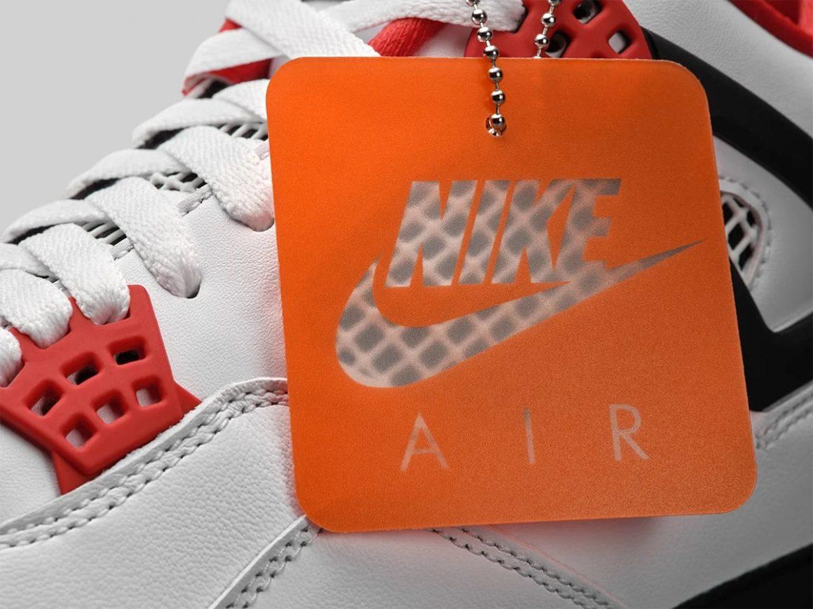 Air Jordan 4 OG ''Fire Red'' - DC7770-160