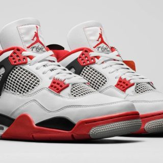 Air Jordan 4 OG ''Fire Red'' - DC7770-160