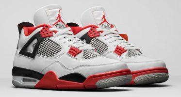 Air Jordan4 OG ''Fire Red''