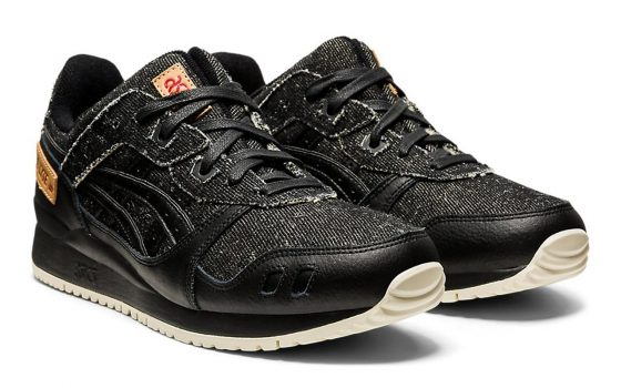 ASICS GEL-Lyte 3 OG ''Black Denim'' - 1201A049-001