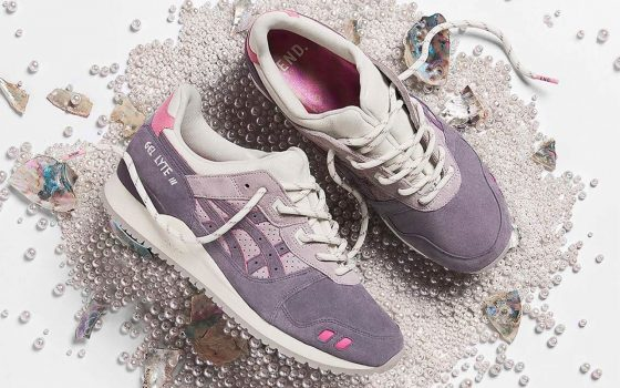 END x ASICS GEL-Lyte 3 ''Pearl'' - 1191A356-100