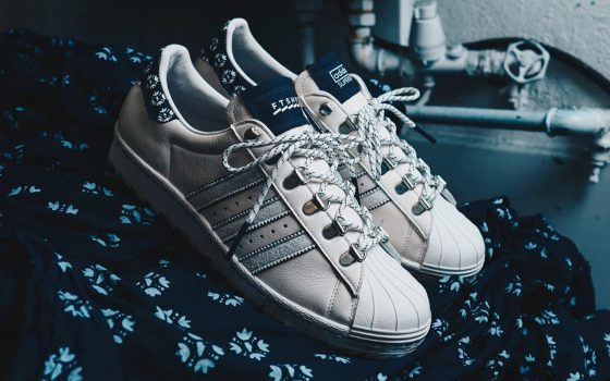 Footshop x adidas Superstar ''Blueprinting'' - Q46492