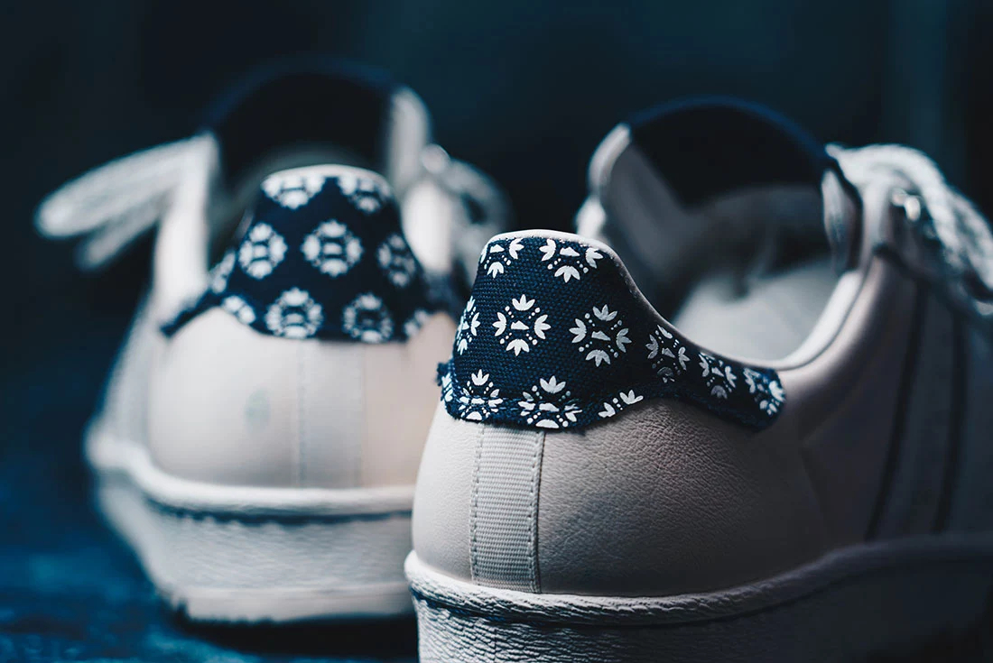 Footshop x adidas Superstar ''Blueprinting'' - Q46492