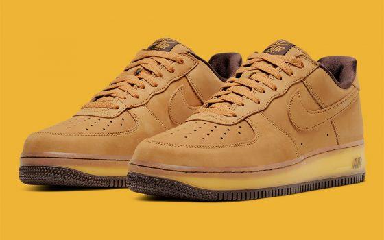 Nike Air Force 1 Low ''Wheat Mocha'' - DC7504-700