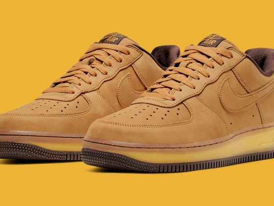 Nike Air Force 1 Low ''Wheat Mocha'' - DC7504-700