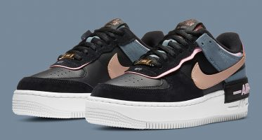 NikeAir Force 1 Shadow ''Claystone''