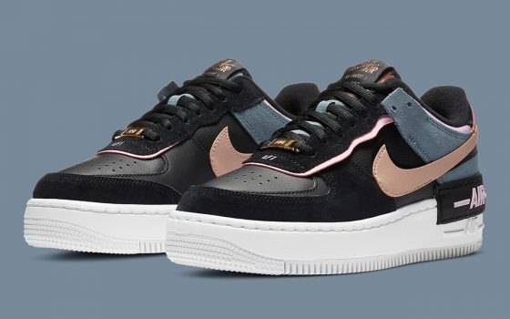 Nike Air Force 1 Shadow ''Claystone'' - CU5315-001