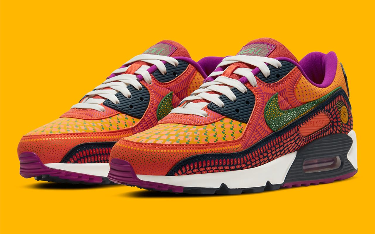 Nike Air Max 90 ''Familia'' - DC5154-458 - Sneaker Style
