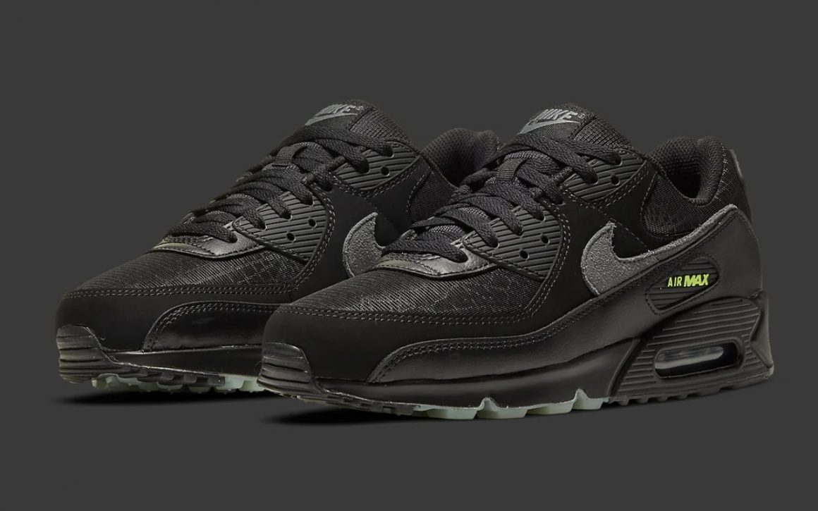Nike Air Max 90 ''Spider Web'' - DC3892-001 - Sneaker Style
