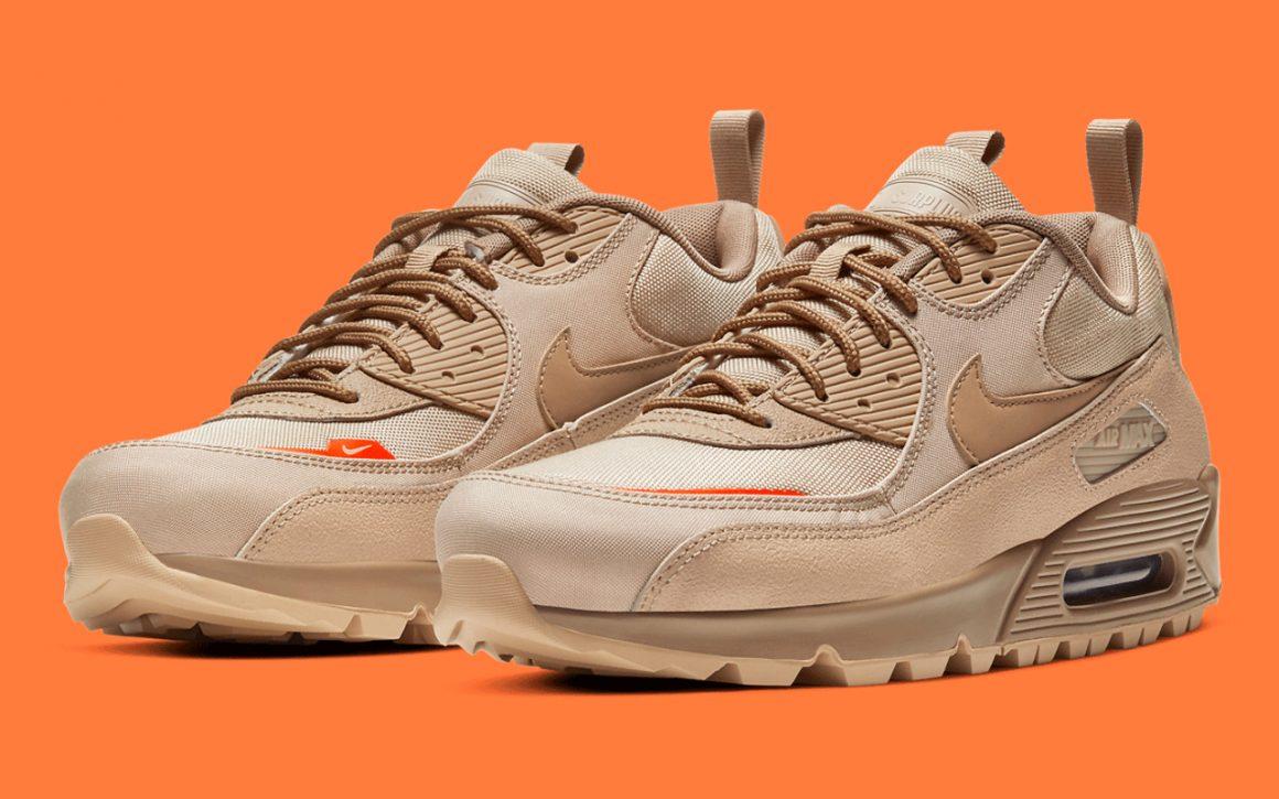 Nike Air Max 90 Surplus ''Desert Camo'' - CQ7743-200 - Sneaker Style