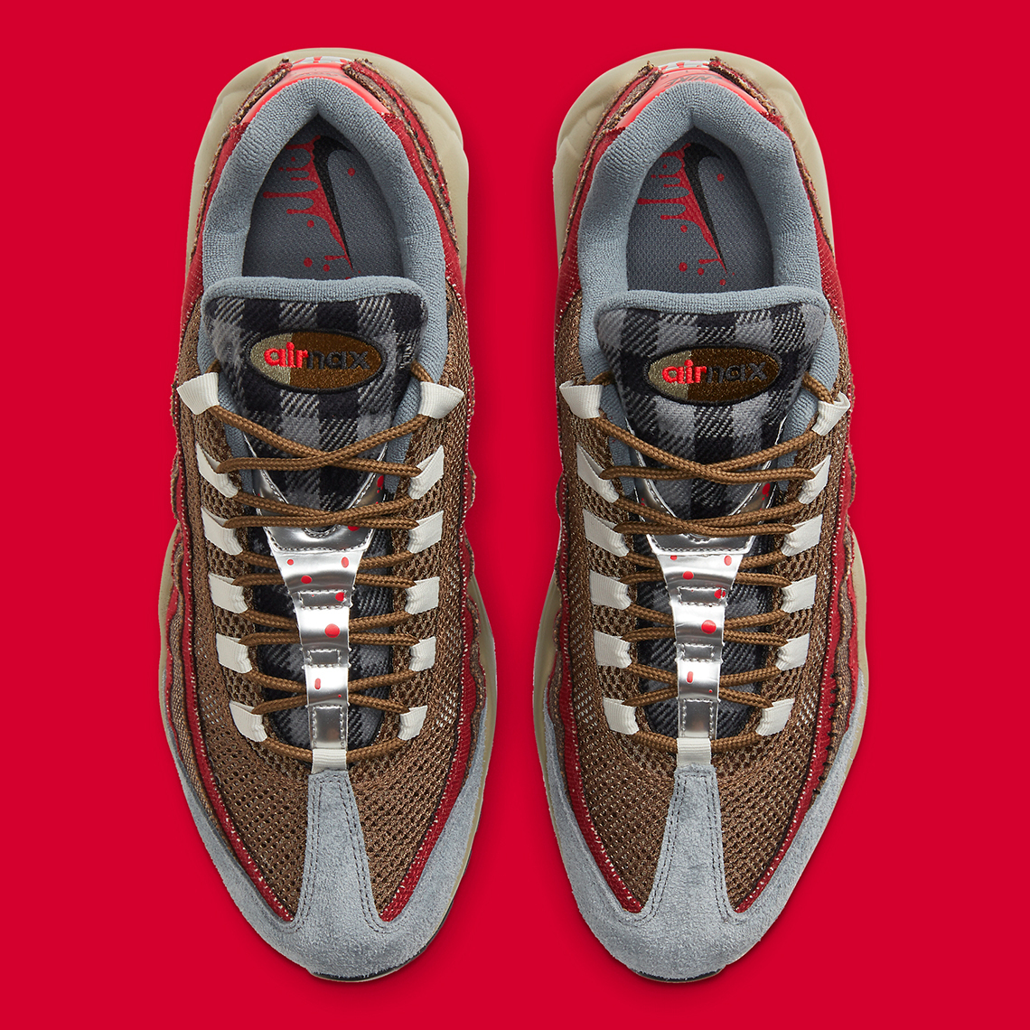 Nike Air Max 95 ''Freddy Krueger'' - DC9215-200