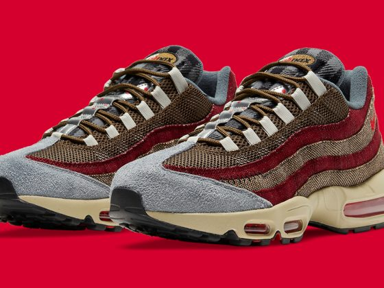 Nike Air Max 95 ''Freddy Krueger'' - DC9215-200