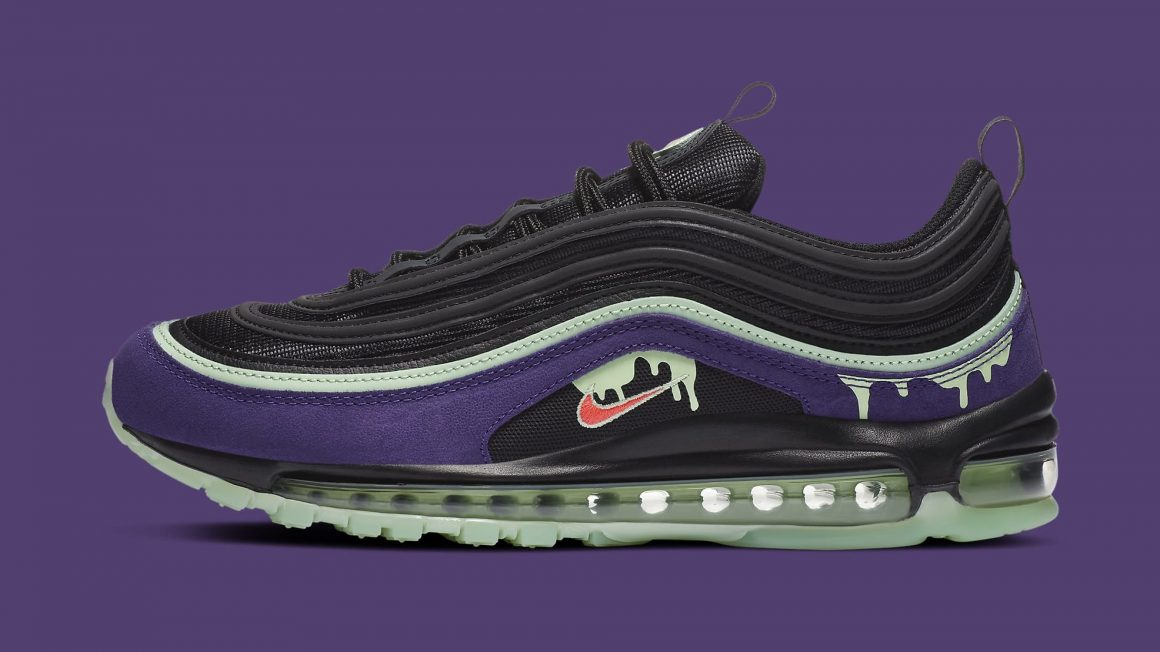 Nike Air Max 97 ''Slime Halloween'' - DC1500-001