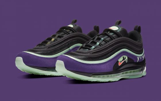 Nike Air Max 97 ''Slime Halloween'' - DC1500-001