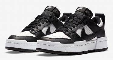 NikeDunk Low Disrupt ''Black''