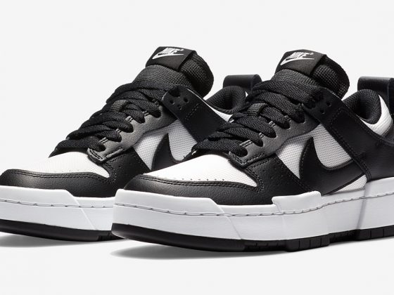 Nike Dunk Low Disrupt ''Black'' - CK6654-102