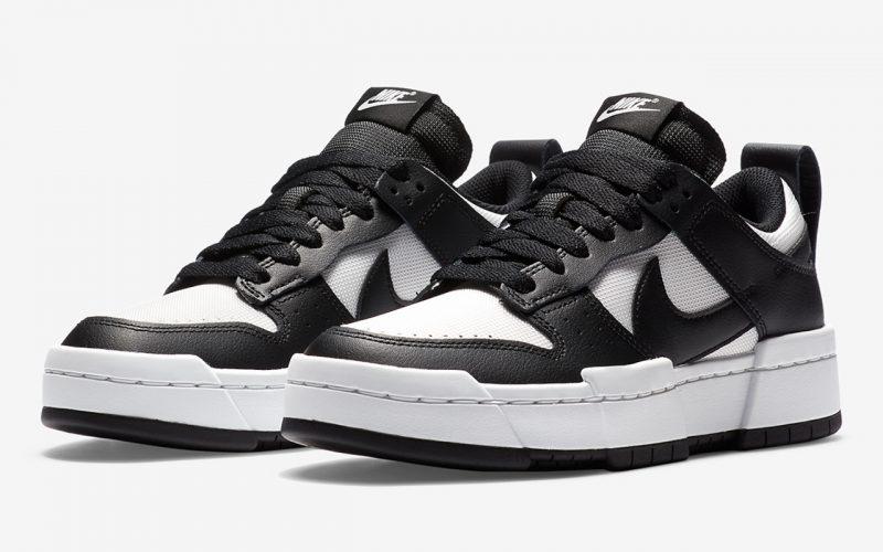 Nike Dunk Low Disrupt ''Black'' - CK6654-102