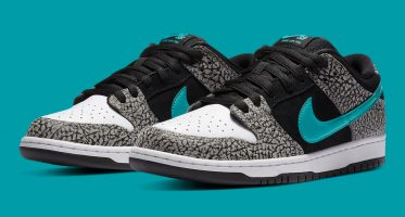 NikeSB Dunk Low ''Elephant''