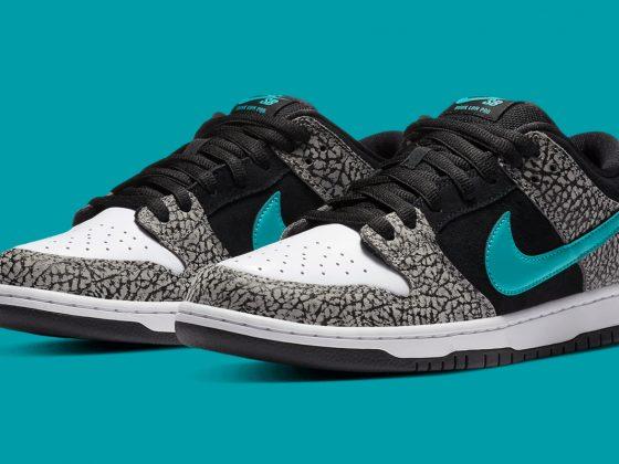 Nike SB Dunk Low Pro ''Elephant'' - BQ6817-009