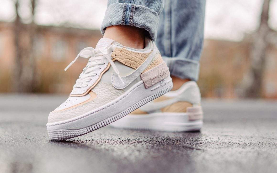 Nike Air Force 1 Shadow ''Spruce'' - CK3172-002 - Sneaker Style