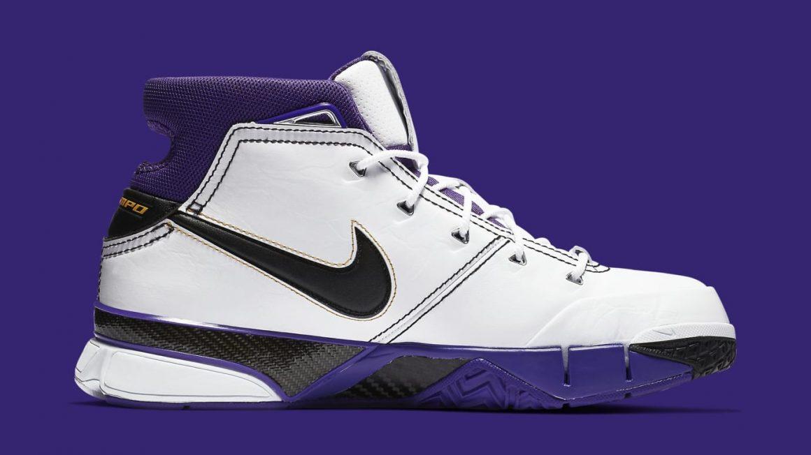 Nike Zoom Kobe 1 Protro ''81 Points'' - AQ2728-105