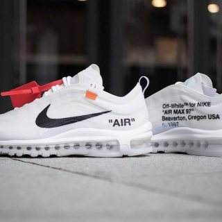 Off-White x Nike Air Max 97 ''The Ten'' - AJ4585-100
