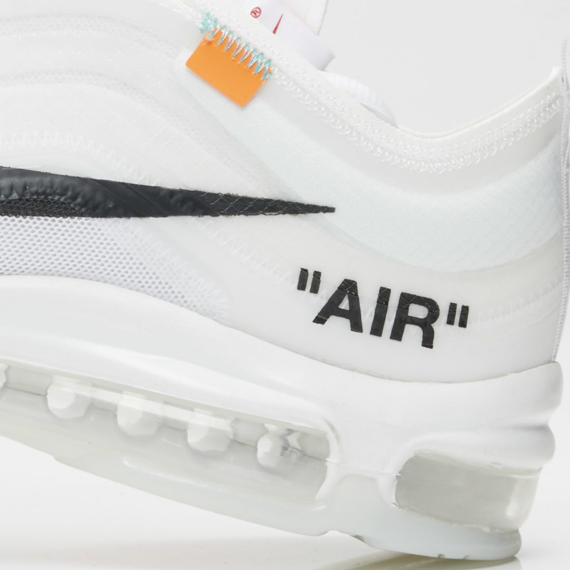 Off-White x Nike Air Max 97 ''The Ten'' - AJ4585-100