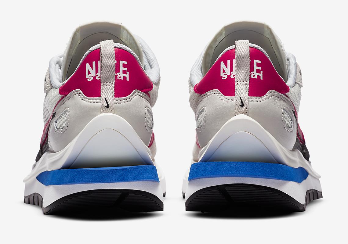 Sacai x Nike Vaporwaffle ''Sport Fuchsia'' - CV1363-100