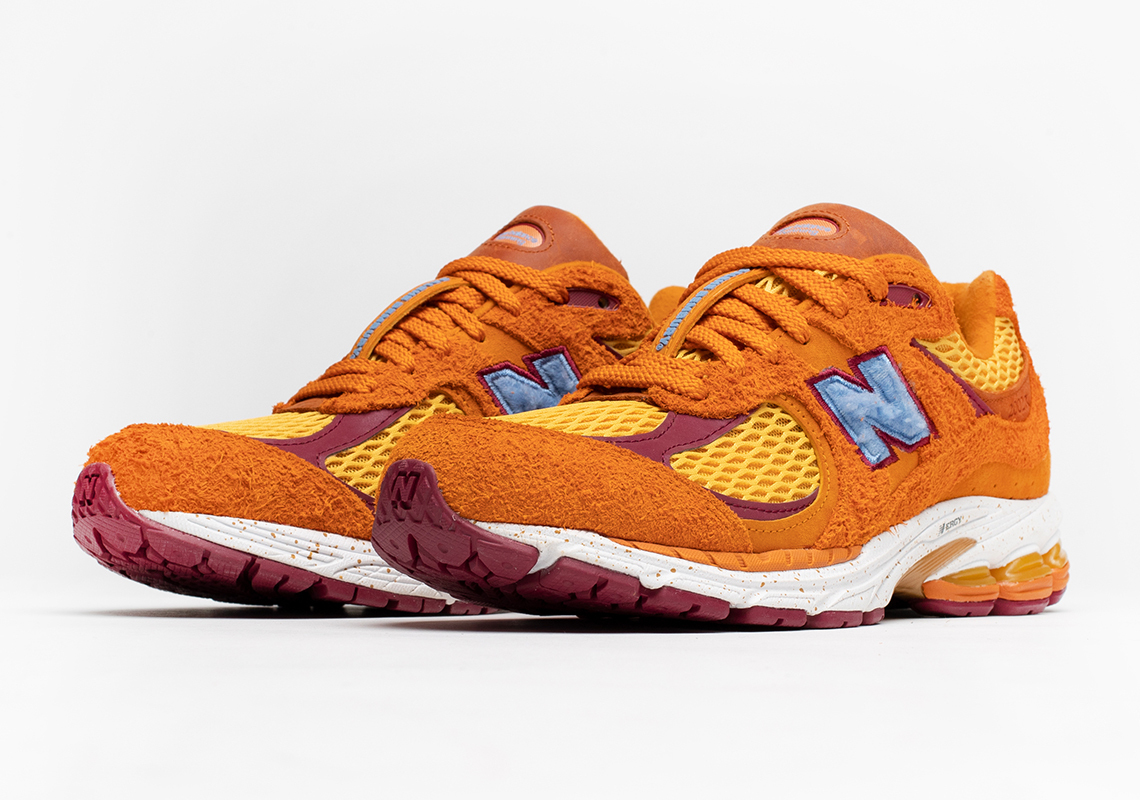 Salehe Bembury x New Balance 2002R - ML2002R1