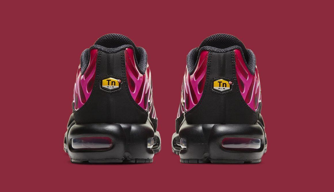SUPREME x Nike Air Max Plus TN ''Fire Pink'' - DA1472-600