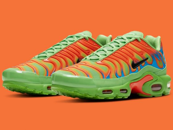 SUPREME x Nike Air Max Plus TN ''Mean Green'' - DA1472-300
