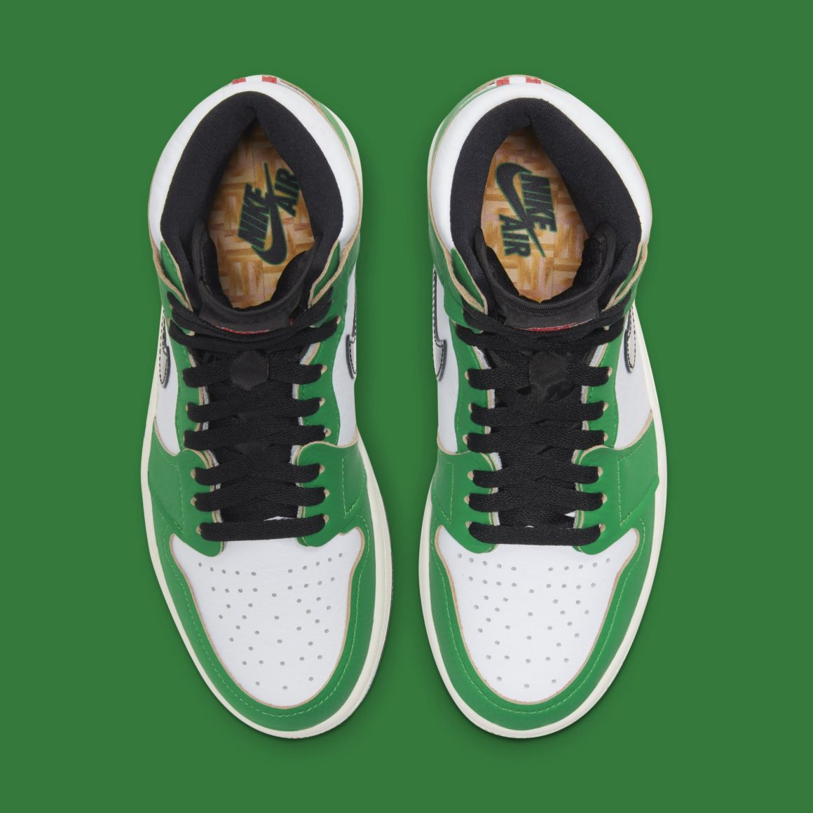 WMNS Air Jordan 1 Retro High OG ''Lucky Green'' - DB4612-300