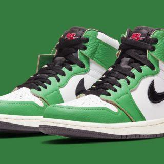 WMNS Air Jordan 1 Retro High OG ''Lucky Green'' - DB4612-300