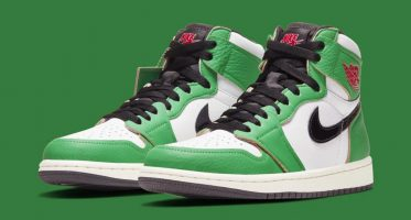 Air Jordan1 Retro High OG ''Lucky Green''
