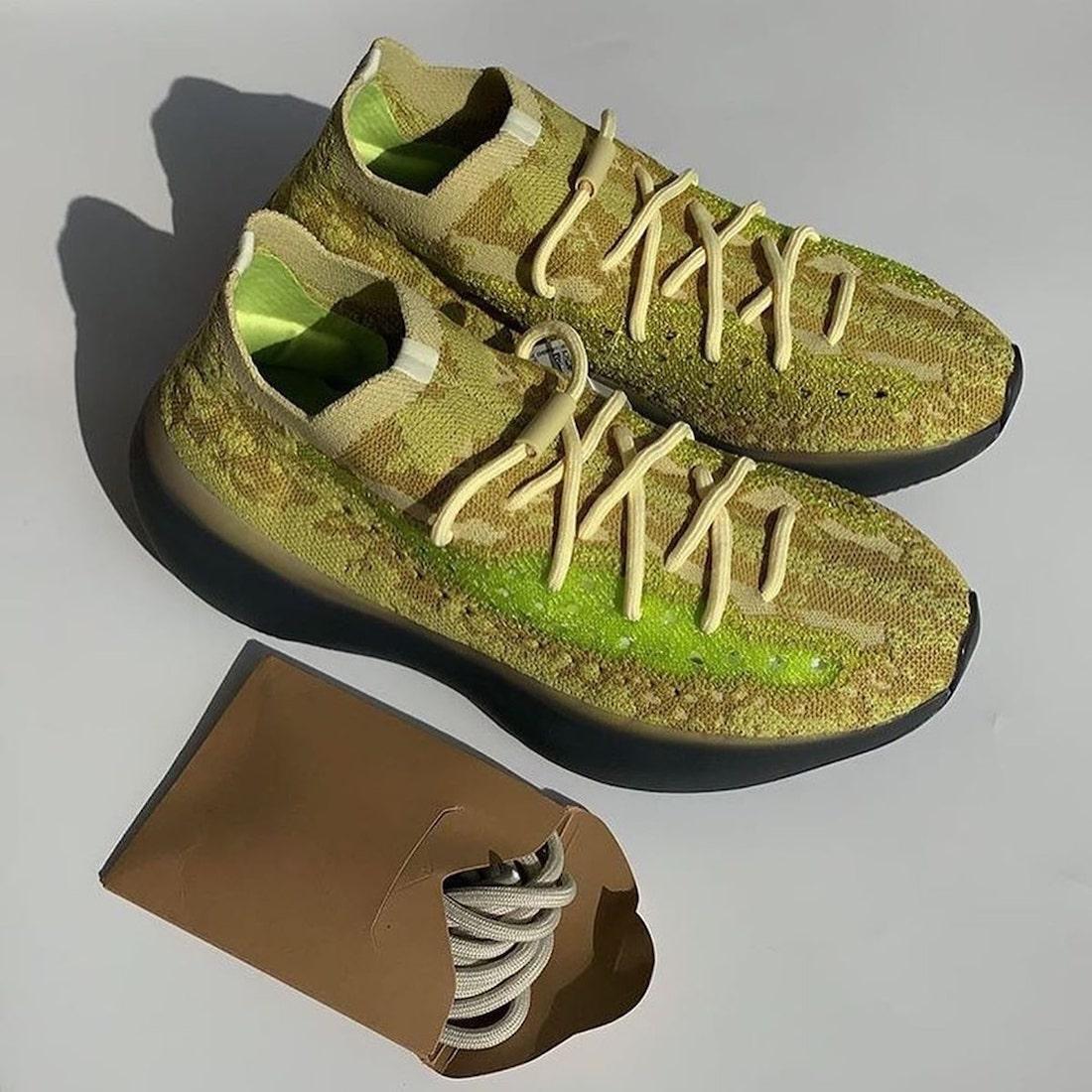 adidas Yeezy Boost 380 ''Hylte Glow'' - FZ4990