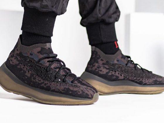 adidas Yeezy Boost 380 ''Onyx'' - FZ1270