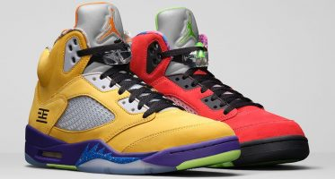 Air Jordan5 ''What The''