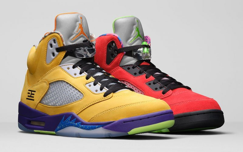 Air Jordan 5 Retro SE ''What The'' - CZ5725-700