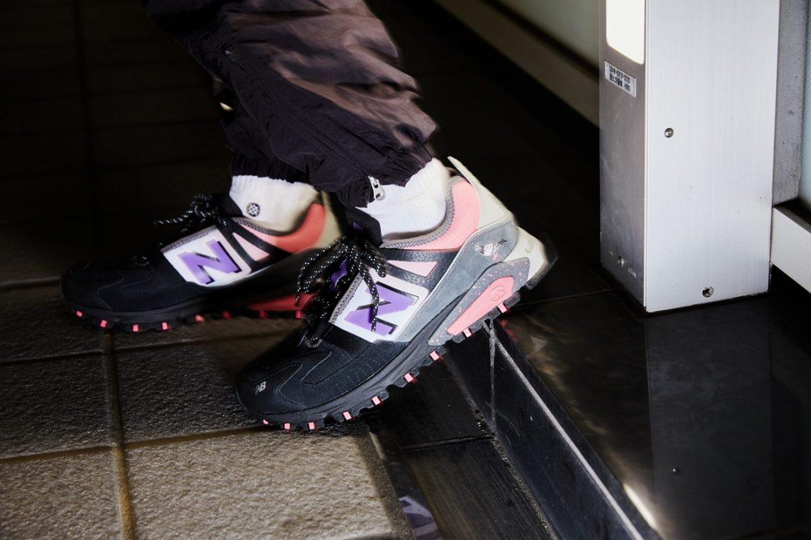 atmos x Staple Pigeon x New Balance X-Racer - MSXRCTAM