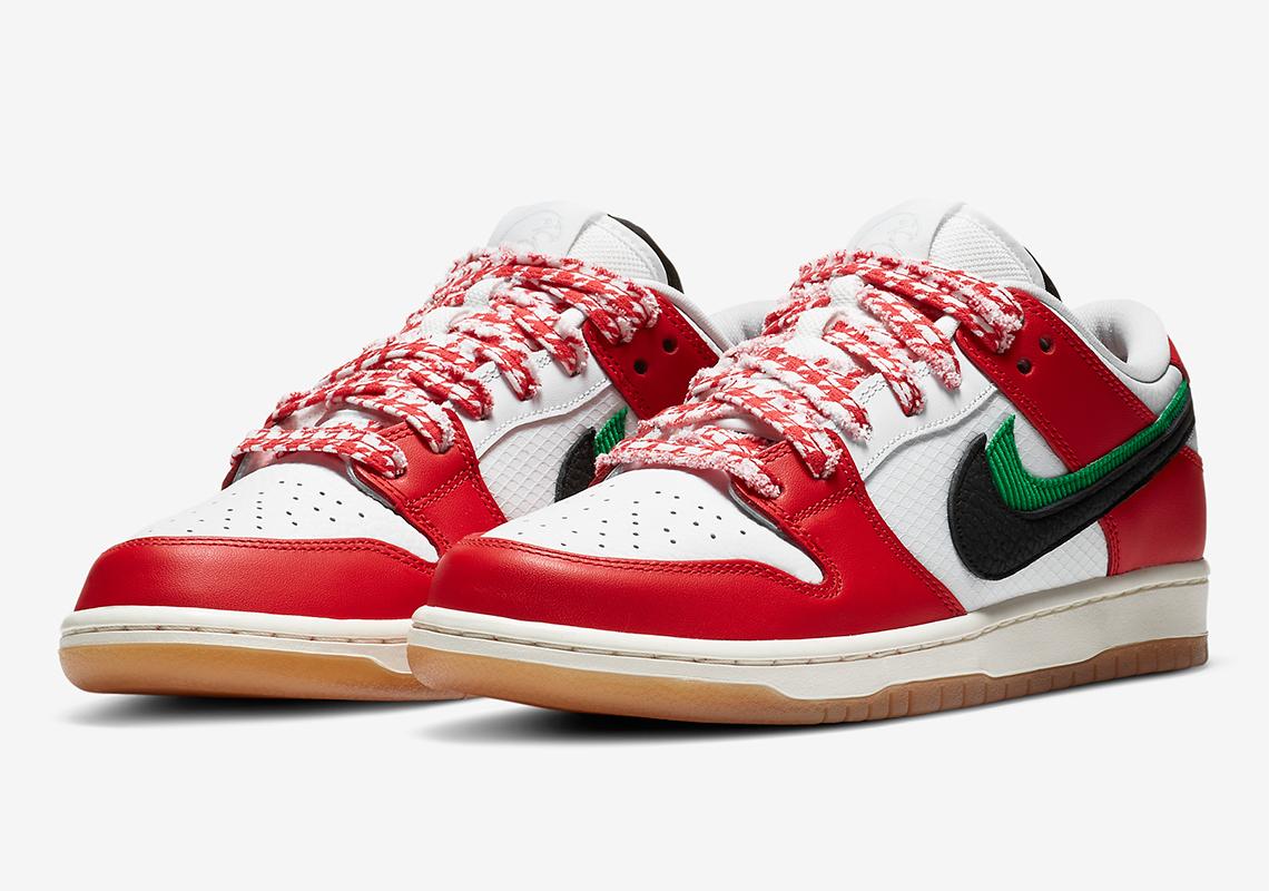 Frame Skate x Nike SB Dunk Low ''Habibi'' - CT2550-600